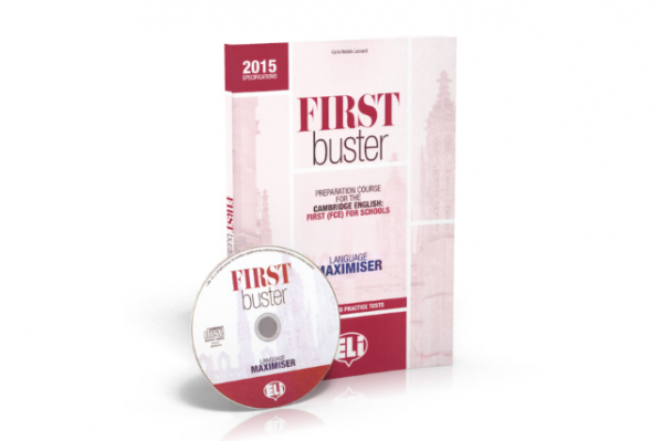 First buster - language MAXIMISER + CD