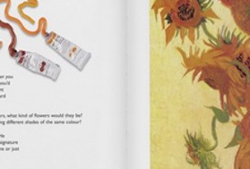 Art Book for Children - White book
