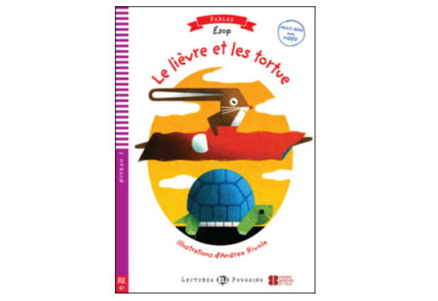 Le Lièvre et la Tortue + Video Multi-ROM